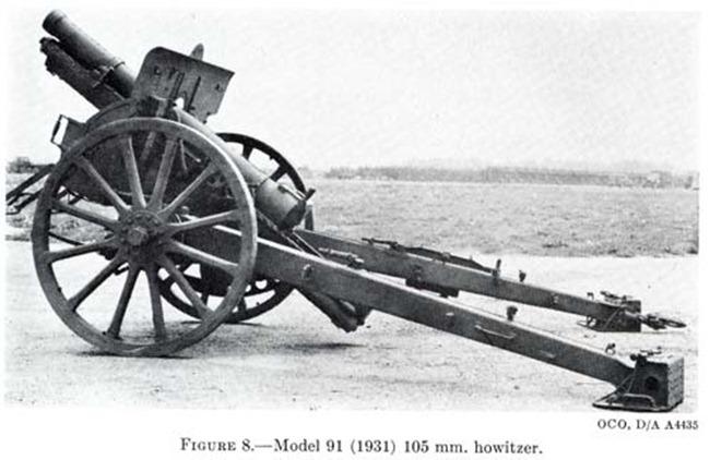 J_type_91_105mm_Howitzer