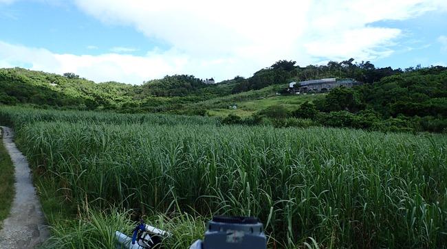 Tanabaru, 154.9高地,北坡